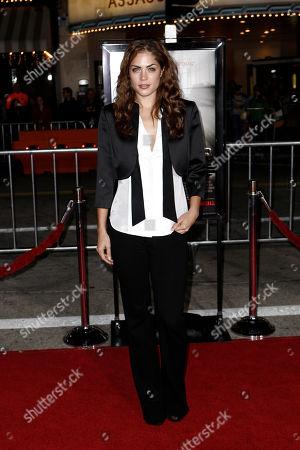 "Kelly Thiebaud Kelly Thiebaud arrives at a screening of ""Nine"" in Los Angeles on"