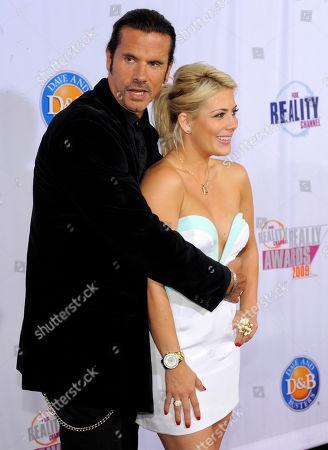 Lorenzo Lamas, Shayne Lamas Lorenzo Lamas and daughter Shayne arrive at the 2009 Fox Reality Channel Really Awards in Los Angeles