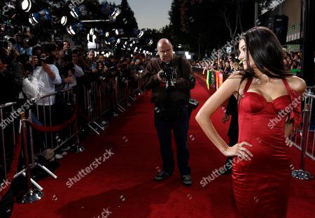 Alice Grezyn Actress Alice Greczyn arrives at The Twilight Saga: New Moon premiere in Westwood, Calif