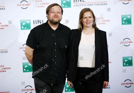 Stock Photo of Lauri Maijala and Selma Vilhunen