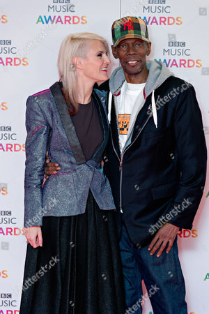 Sister Bliss and Maxi Jazz
