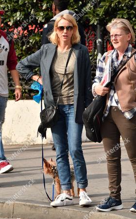 Naomi Watts, Myfanwy Edwards
