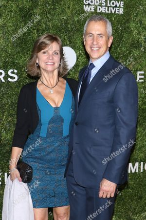 Audrey Meyer and Danny Meyer
