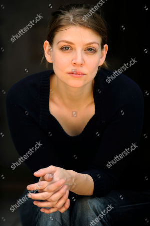 Amber Benson Actress and novelist Amber Benson poses for a portrait at her home in Los Angeles