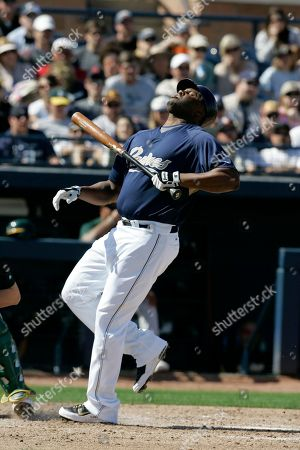 Cliff Floyd San Diego Padres' Cliff Floyd reacts to being hit by a pitch during an at-bat against the Oakland Athletics during a spring training baseball game in Peoria, Ariz