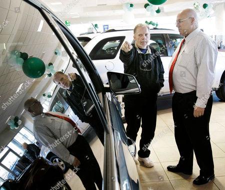 Editorial photo of Auto Sales, Orland Park, USA