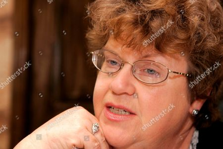 Charlaine Harris Author Charlaine Harris is interviewed at her Magnolia, Ark., home