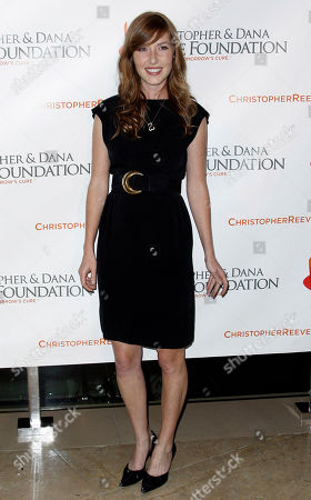 Katie Flynn Katie Flynn arrives at the 4th Annual Christopher and Dana Reeve Foundation Gala in Beverly Hills, Calif. on