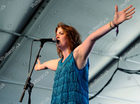 Ida Maria Ida Maria performs during the second day of the Coachella Valley Music & Arts Festival in Indio, Calif