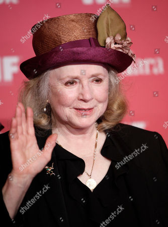 Piper Laurie Actress Piper Laurie arrives at the Women in Film Crystal Lucy Awards, in Los Angeles