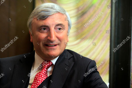 Julian Niccolini Julian Niccolini, managing partner of the Four Seasons restaurant, is interviewed in New York