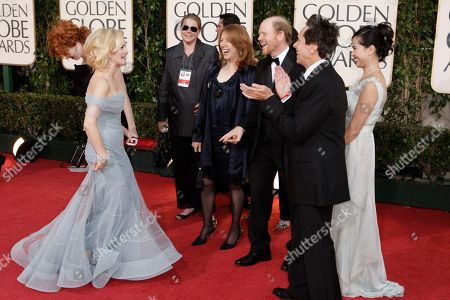 Editorial image of Golden Globes Arrivals, Los Angeles, USA