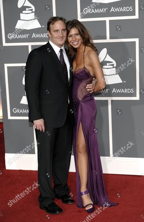 Jay Mohr, Nikki Cox Jay Mohr and his wife, Nikki Cox arrive at the 51st Annual Grammy Awards, in Los Angeles