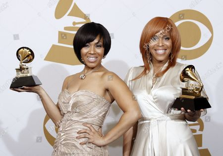 Editorial picture of Grammy Awards Press Room, Los Angeles, USA