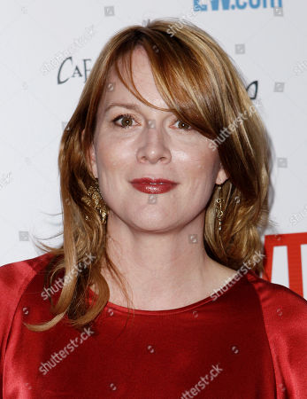 """Stock Photo of Laurel Holloman Laurel Holloman arrives at the """"L Word"""" final season farewell event in West Hollywood, Calif. on"""