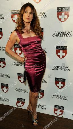Nancy La Scala Nancy La Scala arrives for the Official Wrap Party for LA Fashion Week in Los Angeles