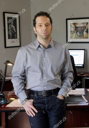 Michael Rapino Live Nation CEO Michael Rapino poses for a photo at his office in Beverly Hills, Calif. Wild swings in the stock market have left business leaders wondering whether the gut-wrenching turbulence is a sign of another painful recession or the setting off of false alarms