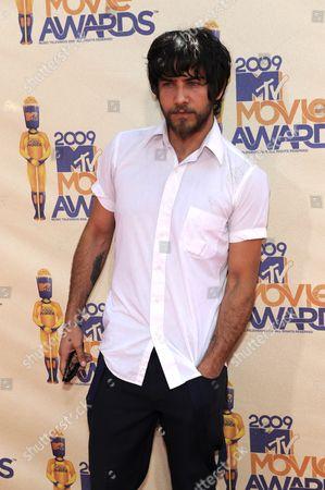 Justin Brescia Justin Brescia arrives at the MTV Movie Awards, in Universal City, Calif