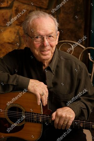 Editorial photo of Music Charlie Louvin, Manchester, USA