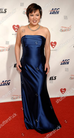Angelin Chang Angelin Chang arrives at the MusiCares Person of the Year Tribute honoring Neil Diamond in Los Angeles