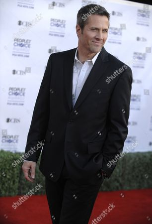 Rob Estes Rob Estes arrives at the 35th Annual People's Choice Awards on in Los Angeles