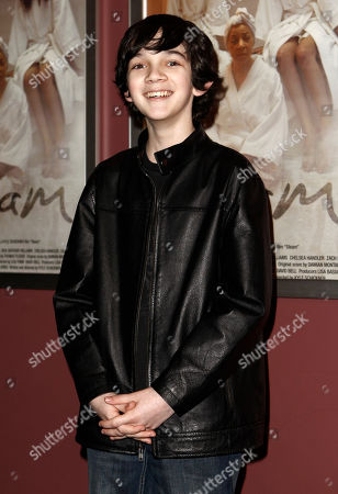 """Zach Mills Cast member Zach Mills arrives at the premiere of """"Steam"""" in Los Angeles on"""