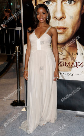 """Faune A. Chambers Faune A. Chambers arrives at the premiere of """"The Curious Case of Benjamin Button"""" in Los Angeles on"""