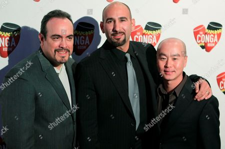 Editorial photo of The Conga Room Grand Opening, Los Angeles, USA