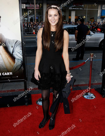 "Sasha Barrese Sasha Barrese arrives at the premiere of ""The Hangover"", in Los Angeles"