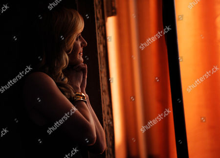 Kate Winslet Actress Kate Winslet listens from the side of the stage as her agent Hylda Queally accepts an award from the US-Ireland Alliance during a pre-Academy Awards event in Los Angeles