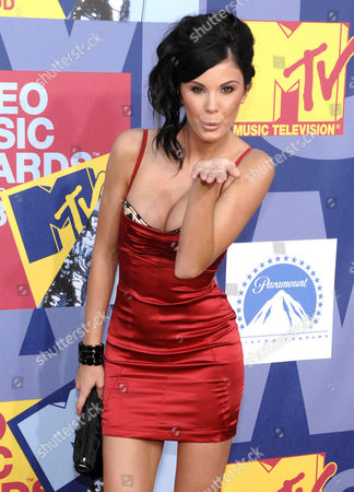 Stock Picture of Jade Nicole Jade Nicole arrives at the 2008 MTV Video Music Awards held at Paramount Pictures Studio Lot, in Los Angeles