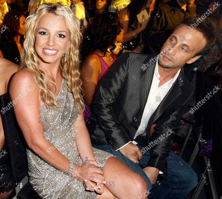 Editorial photo of 2008 MTV Video Music Awards Insider, Los Angeles, USA