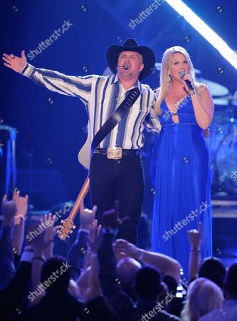 Editorial image of Academy of Country Music Awards Show, Las Vegas, USA