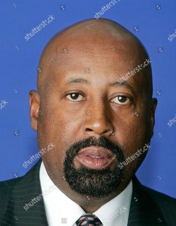 Mike Woodson Atlanta Hawks' head coach Mike Woodson is shown in Atlanta on