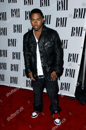 Stock Picture of Bobby Valentino Bobby Valentino arrives at the 8th annual BMI Urban Awards in Beverly Hills, Calif. on