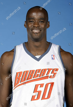 Emeka Okafor Charlotte Bobcats Emeka Okafor during media day activities in Charlotte, N.C