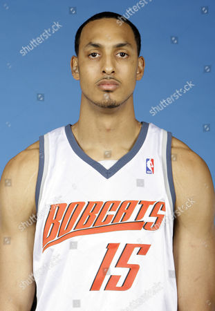 Ryan Hollins Charlotte Bobcats Ryan Hollins during media day activities in Charlotte, N.C