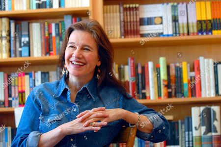 """ERDRICH Author Louise Erdrich at her store BirchBark Books in Minneapolis. Erdrich and Junot Diaz are among the finalists for a literary prize chosen by the American Library Association, announced . Diaz's """"This Is How You Lose Her"""" and Erdrich's """"The Round House"""" are nominees for the Andrew Carnegie Medal for Excellence in Fiction"""