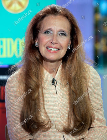 """Danielle Steel Author Danielle Steel appears on the NBC """"Today"""" television show in New York"""