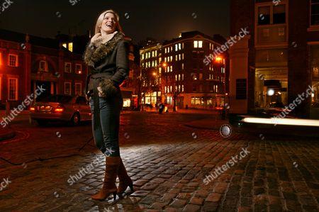 Stock Image of Louisa Bojesen