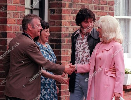 'The Blonde Bombshell' - 1999 - Eamon Boland, Jane Lowe, Barnaby Kay and Amanda Redman.