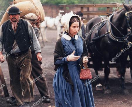 'Inspector Morse' - 1998 - A scene from 'The Wench is Dead' Juliet Cowan as Joanna Franks