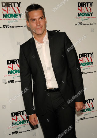 """Glenn Fitzgerald Glenn Fitzgerald arrives for the DVD premiere of the first season of """"Dirty Sexy Money"""" in Los Angeles"""