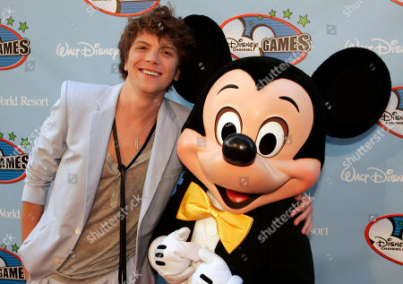 Editorial picture of Disney Channel Games Red Carpet, Lake Buena Vista, USA