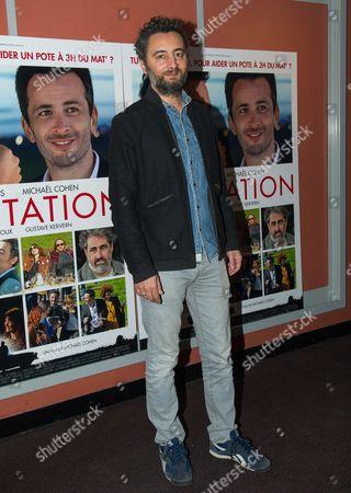 Editorial photo of 'L'Invitation' film premiere, Paris, France - 17 Oct 2016