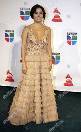 Karyme Lozano Karyme Lozano arrives at the 9th annual Latin Grammy Awards on in Houston