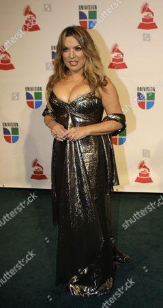 Ednita Nazario Ednita Nazario arrives at the 9th annual Latin Grammy Awards on in Houston
