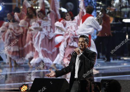 Jorge Celedon Jorge Celedon performs at the 9th annual Latin Grammy Awards on in Houston