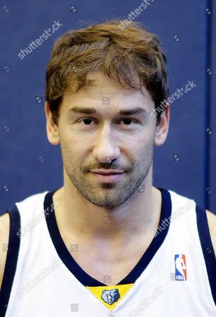 Marco Jaric Marko Jaric of the Memphis Grizzlies is shown, in Memphis, Tenn
