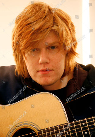Brett Dennen Musician Brett Dennen poses for a photograph in New York